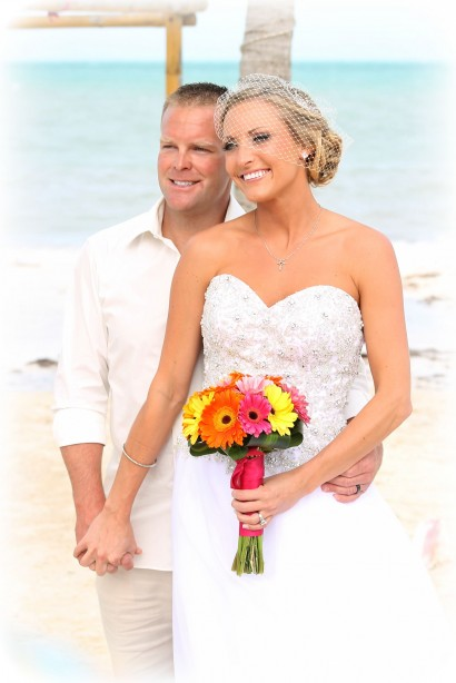 Enchanted Honeymoons client at Excellence Playa Mujueres 410x614 Top 10 Best Destination Wedding Locations