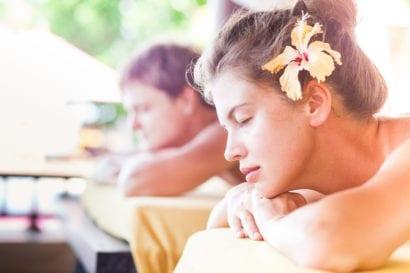Affordable honeymoon romantic couples massage