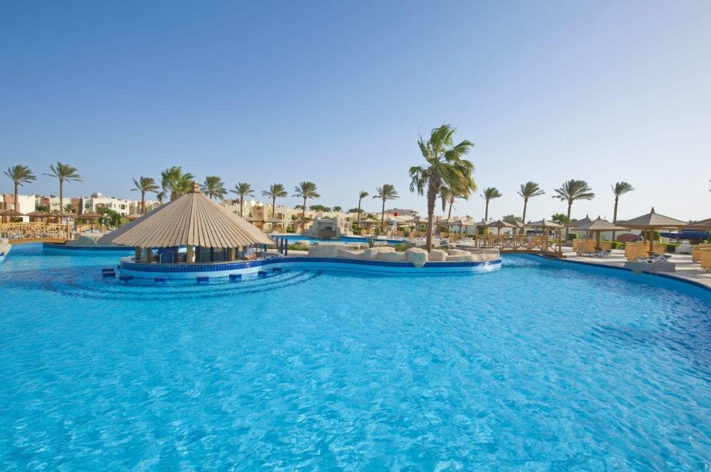 Swim-up bar Jamaica