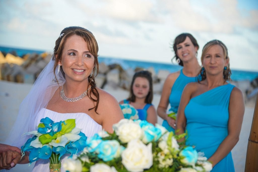 bride-cancun