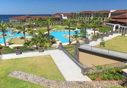 Marriot Guanacaste pool and resort