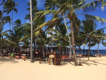 habanas on the beach