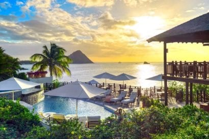 resort in St. Lucia