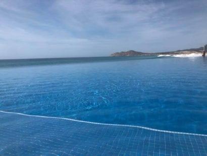 Le Blanc Los Cabos infinity pool