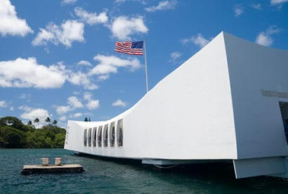 hawaii USS az memorial