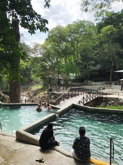 Costa Rica swimming pools