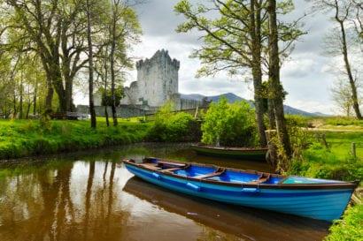 Canoes in Ireland