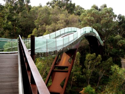 Cool bridge in Australia