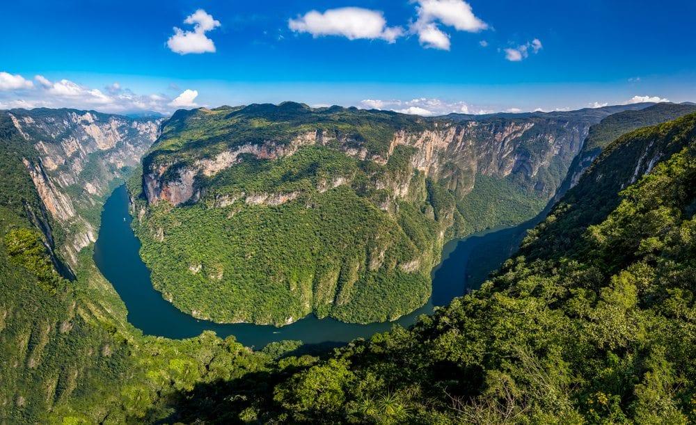 Mexico 1 - Sumidero Canyon edit