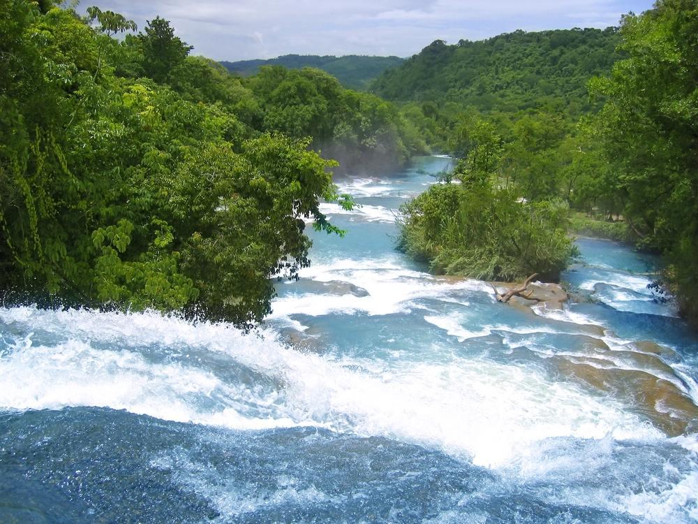 mexico 12 - agua azul edit