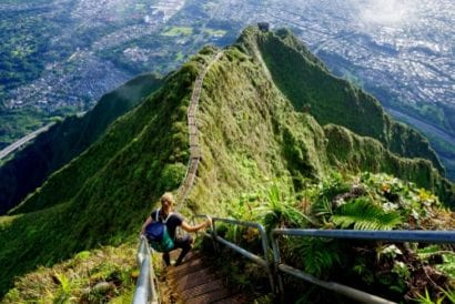 hawaii haiku stairs edit