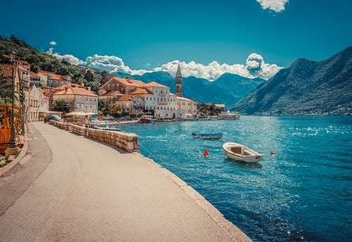 Italy - Montenegro Kotor edit