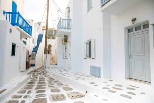 Italy - Mykonos
