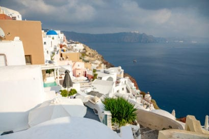 Italy - Santorini