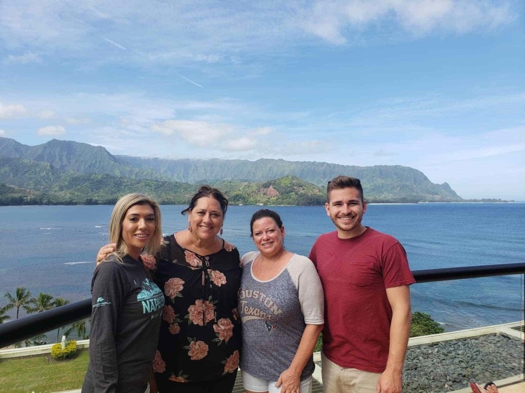 Kauai group
