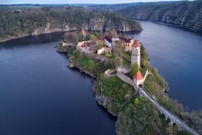 castles -zvikov
