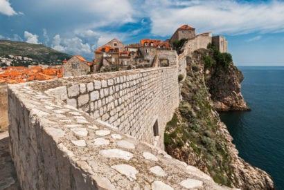 Dubrovnik - Walls
