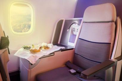 airline upgrade