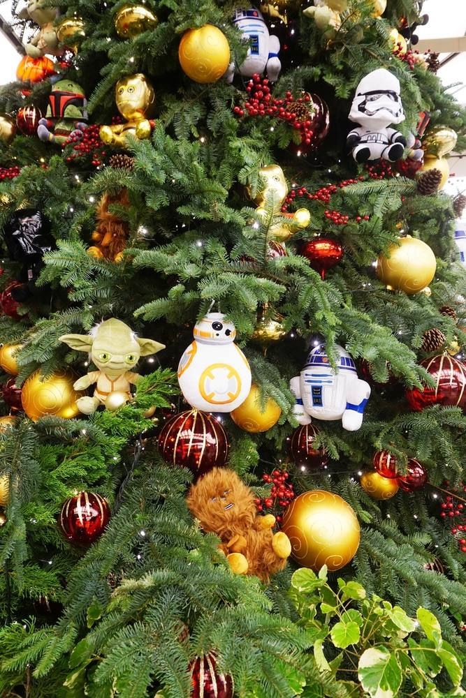 Disney Christmas - Starwars Tree