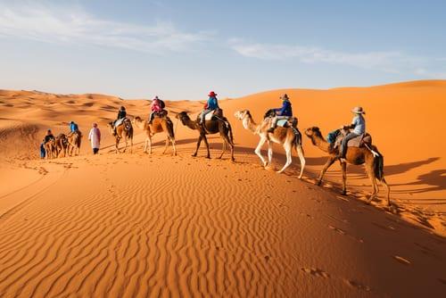 travel talk morocco