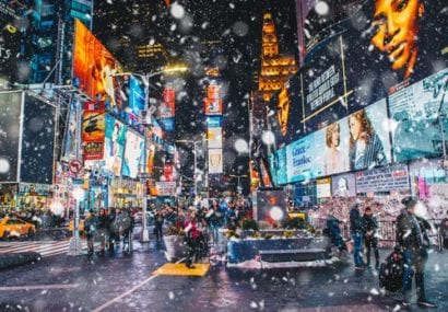 New Years NYC