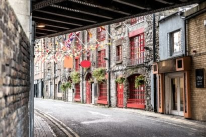 Dublin, and overnight in the Ashling Hotel