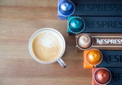 Nespresso drink