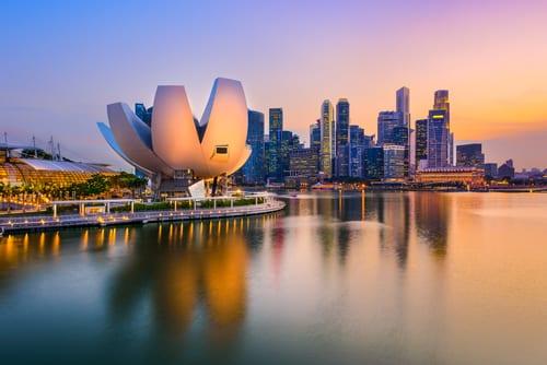 places to visit - Singapore