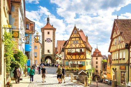 Europe - Bavaria, Germany