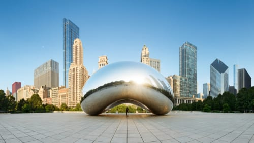 City of Chicago Bean