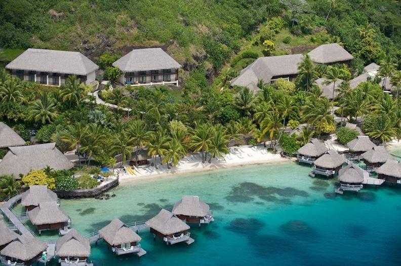 Tahiti - Maitai Polynesia Bora Bora