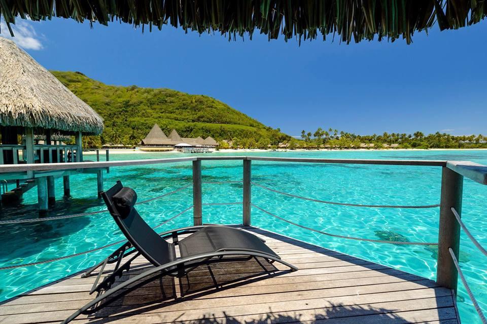 Tahiti - Tahiti Ia Ora Beach Resort by Sofitel