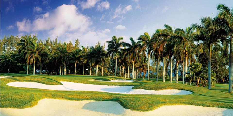 golf resorts - half moon