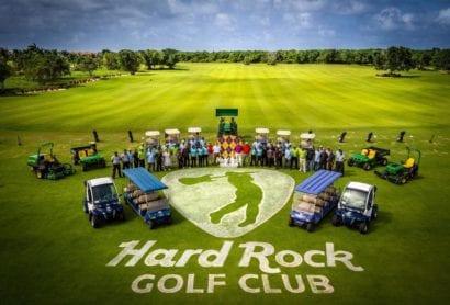 golf resorts - hard rock
