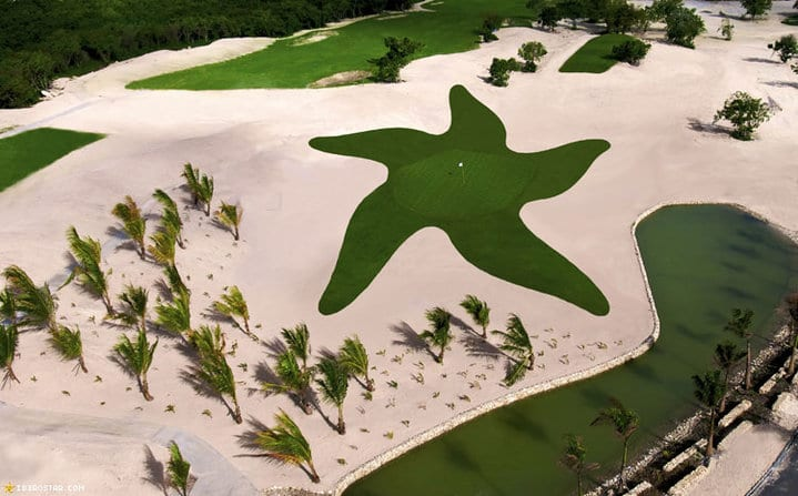 golf resorts - iberostar grand hotel bavaro