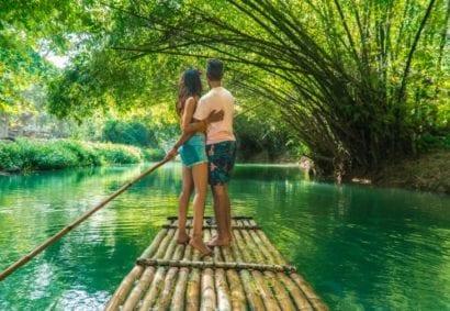 adventure travel - jamaica