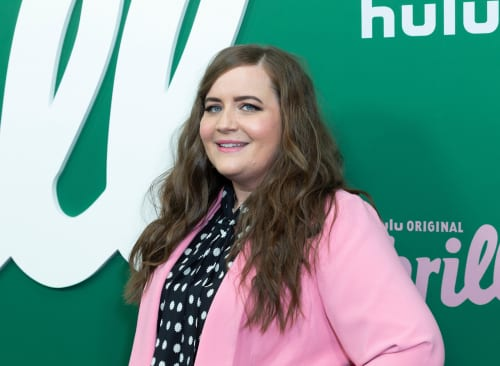 travel news - aidy bryant