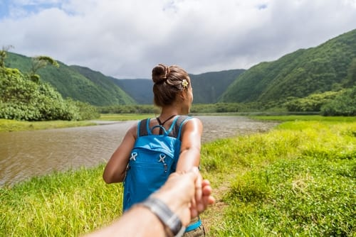 adventure travel - hawaii