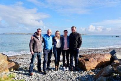 Ireland group pic