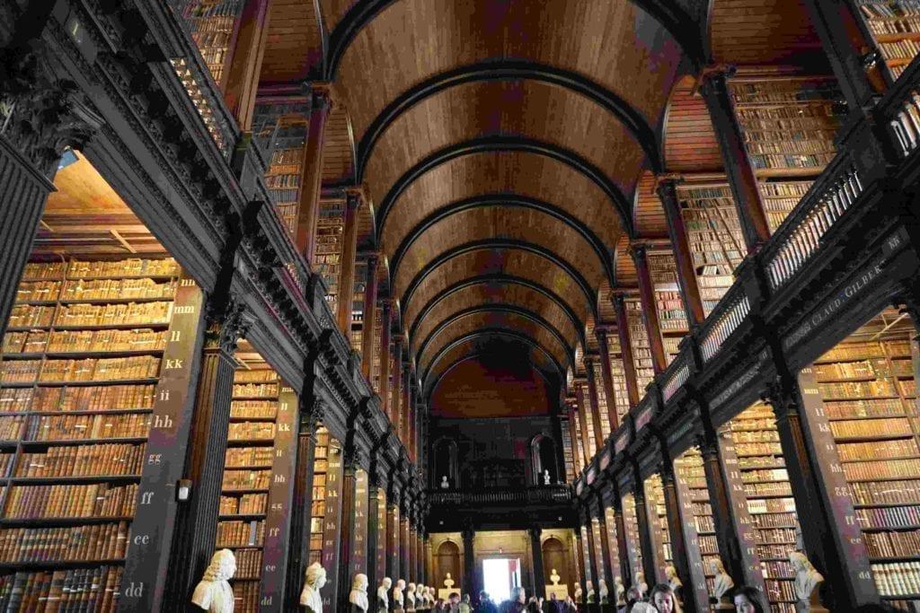 Ireland library