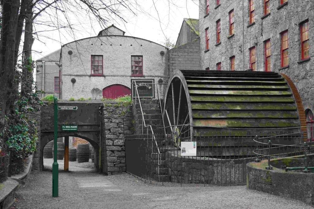 Ireland Midleton Distillery