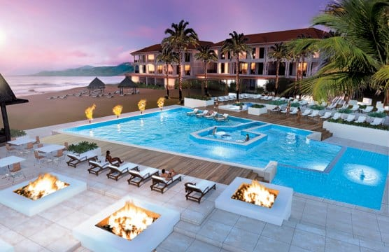 Sandals Resorts Honeymoons Grenada pool