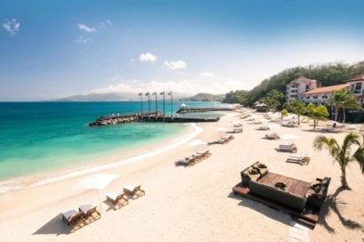 Sandals Resorts Honeymoons Grenada beach