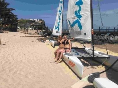 Sandals Grenada Rachel beach