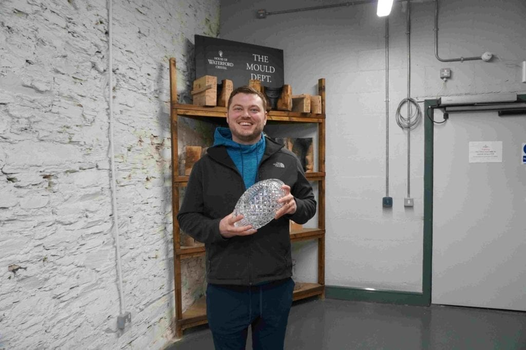 Ireland waterford crystal