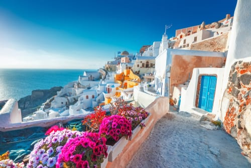 european greece