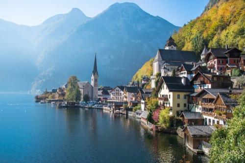 European destination - Austria