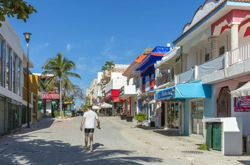5th avenue playa del carmen
