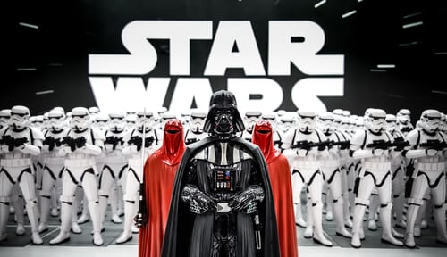 Disney World Star Wars