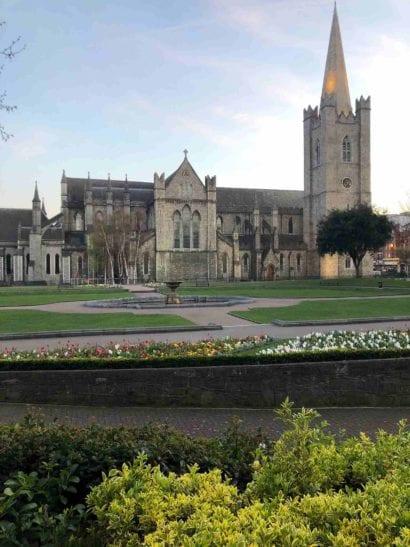 ireland st patricks cathedral